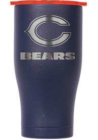 Chicago Bears ORCA Chaser 27oz Laser Etched Logo Stainless Steel Tumbler - Navy Blue