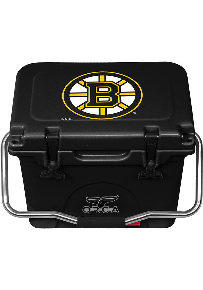 Boston Bruins ORCA 20 Quart Cooler - Image 1
