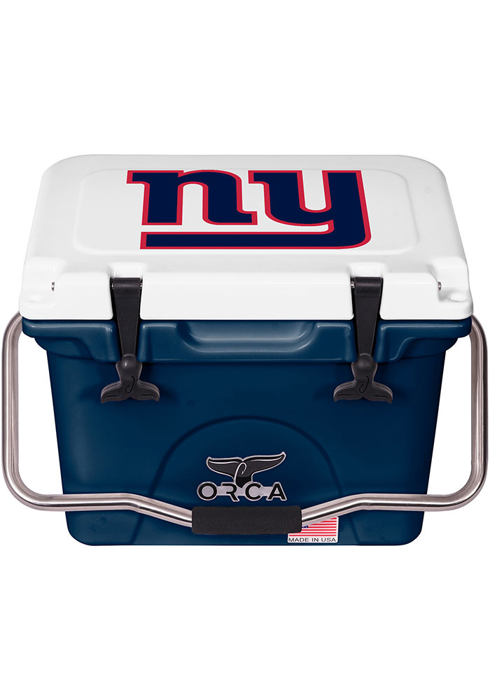 New York Giants ORCA 20 Quart Cooler - Image 1