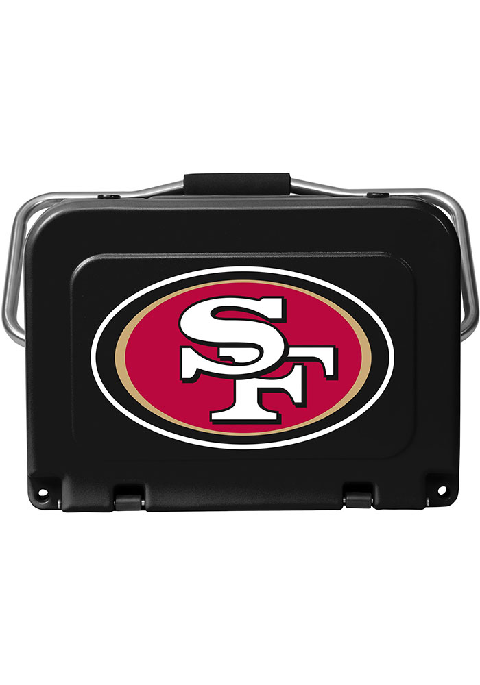 San Francisco 49ers ORCA 20 Quart Cooler - Image 2
