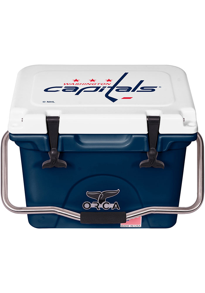 Washington Capitals ORCA 20 Quart Cooler - Image 1