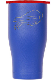 Buffalo Bills ORCA Chaser 27oz Etch Stainless Steel Tumbler - Blue