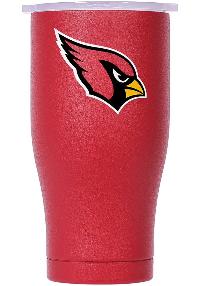Arizona Cardinals ORCA Chaser 27oz Full Color Stainless Steel Tumbler - Crimson - Image 1