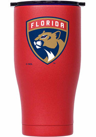 Florida Panthers ORCA Chaser 27oz Full Color Stainless Steel Tumbler - Red