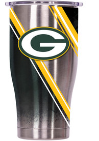 Green Bay Packers ORCA Chaser 27oz Full Wrap Stainless Steel Tumbler - Silver