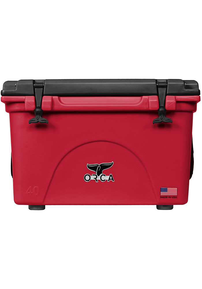 Atlanta Falcons ORCA 40 Quart Cooler - Image 3