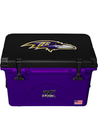 Baltimore Ravens ORCA 40 Quart Cooler