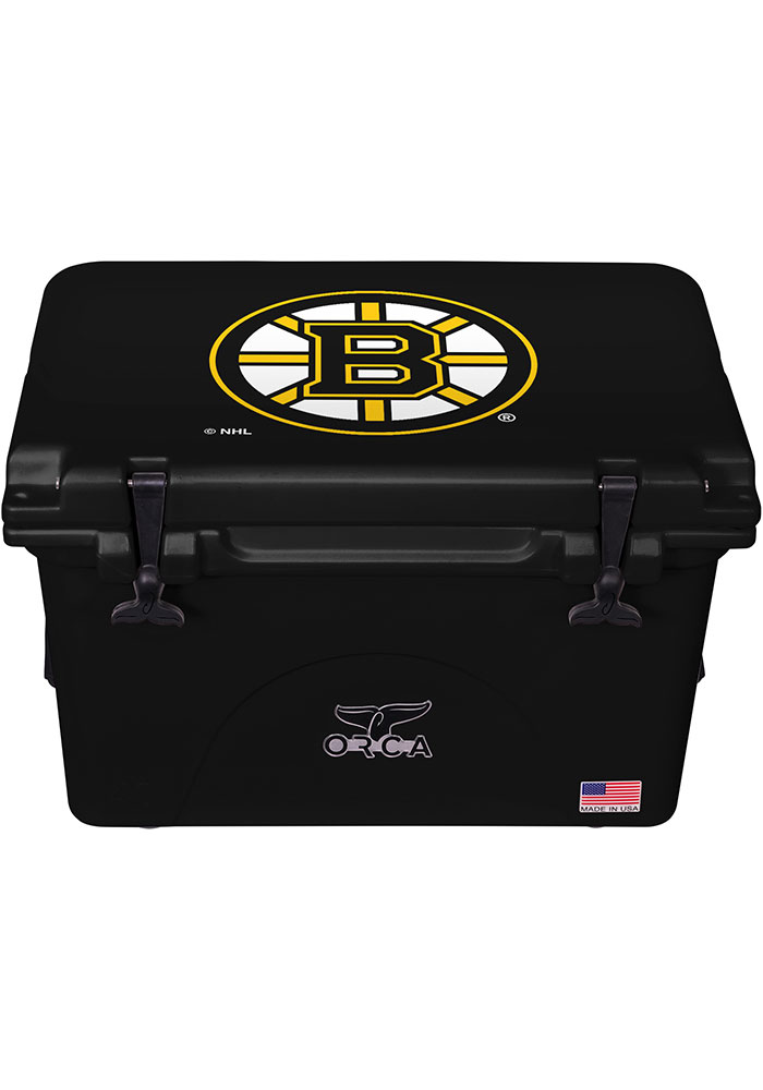 Boston Bruins ORCA 40 Quart Cooler - Image 1