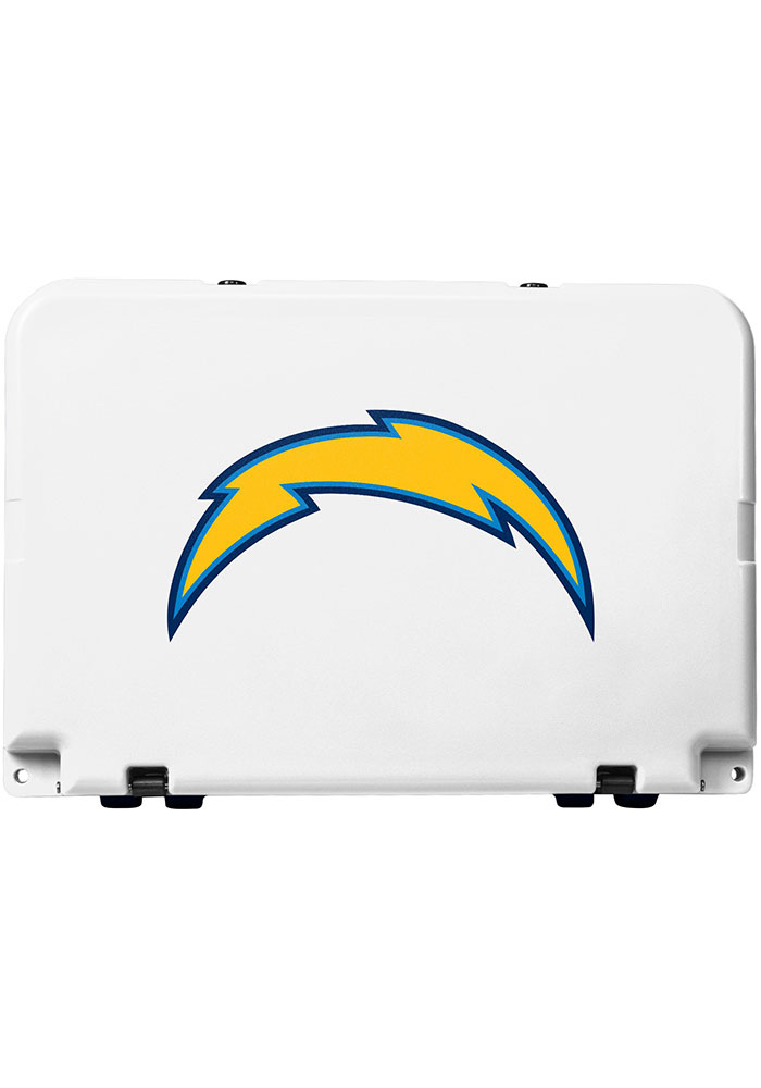 Los Angeles Chargers ORCA 40 Quart Cooler - Image 2