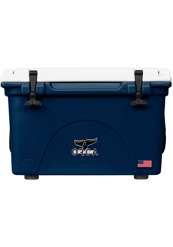 Los Angeles Chargers ORCA 40 Quart Cooler - Image 3