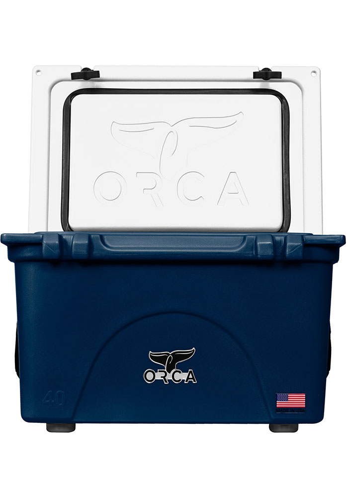 Los Angeles Chargers ORCA 40 Quart Cooler - Image 5