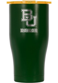 Baylor Bears ORCA Chaser 27oz Etch Stainless Steel Tumbler - Green