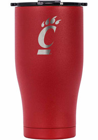Cincinnati Bearcats ORCA Chaser 27oz Etch Stainless Steel Tumbler - Red