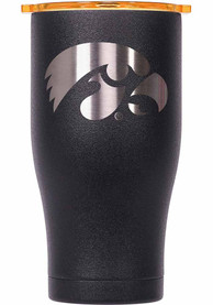 Iowa Hawkeyes ORCA Chaser 27oz Etch Stainless Steel Tumbler - Black
