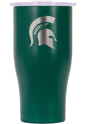 Michigan State Spartans ORCA Chaser 27oz Etch Stainless Steel Tumbler - Green