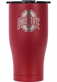 Ohio State Buckeyes ORCA Chaser 27oz Etch Stainless Steel Tumbler - Red