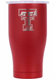 Texas Tech Red Raiders ORCA Chaser 27oz Etch Stainless Steel Tumbler - Red