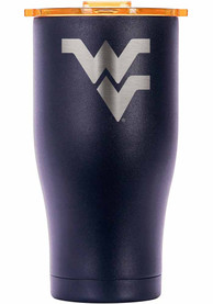 West Virginia Mountaineers ORCA Chaser 27oz Etch Stainless Steel Tumbler - Navy Blue
