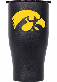 Iowa Hawkeyes ORCA Chaser 27oz Full Color Stainless Steel Tumbler - Black