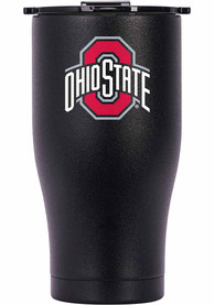 Ohio State Buckeyes ORCA Chaser 27oz Full Color Stainless Steel Tumbler - Black