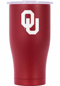 Oklahoma Sooners ORCA Chaser 27oz Full Color Stainless Steel Tumbler - Crimson