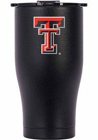 Texas Tech Red Raiders ORCA Chaser 27oz Full Color Stainless Steel Tumbler - Black