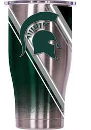 Michigan State Spartans ORCA Chaser 27oz Full Wrap Stainless Steel Tumbler - Silver