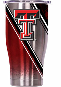 Texas Tech Red Raiders ORCA Chaser 27oz Full Wrap Stainless Steel Tumbler - Silver