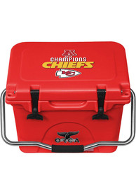 Kansas City Chiefs 2019 AFC Champions ORCA 20 Quart Cooler