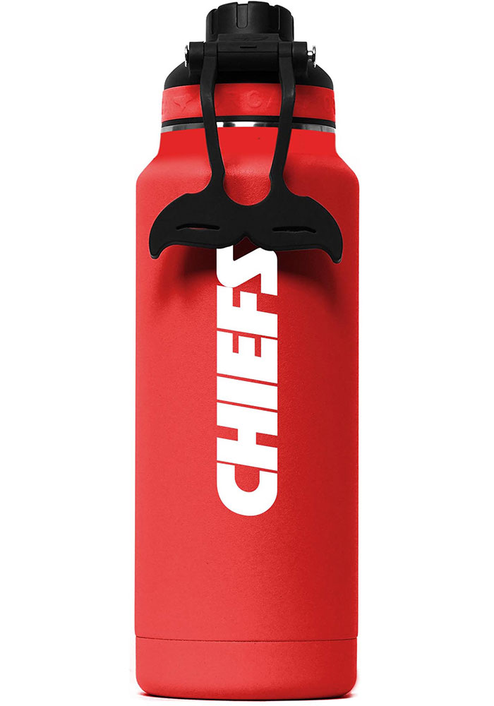 Kansas City Chiefs Super Bowl LIV Champions 34 oz Hydra Stainless Steel Tumbler - Red - Image 2
