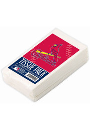 St Louis Cardinals 3-Ply Unscented Tissue Box