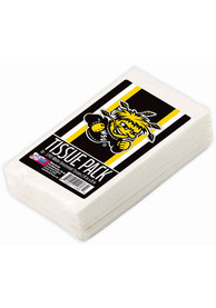 Wichita State Shockers 3-Ply Unscented Tissue Box
