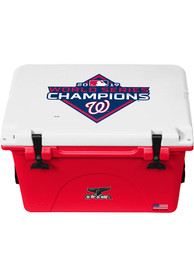 Washington Nationals ORCA 2019 World Series Champions 40 Qt Cooler
