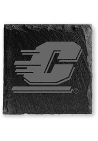 Central Michigan Chippewas Slate Coaster