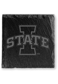 Iowa State Cyclones Slate Coaster