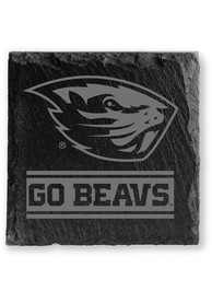 Oregon State Beavers Slate Coaster