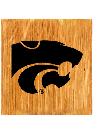 K-State Wildcats Four Pack Logo Coaster