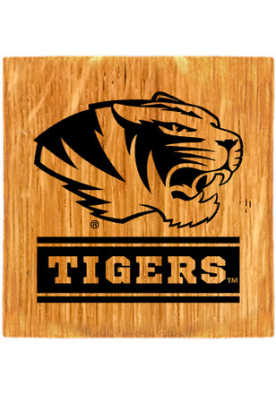 Missouri Tigers Four Pack Coaster