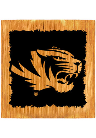 Missouri Tigers Four Pack Truman Coaster