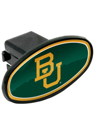 Baylor Bears Plastic Oval Car Accessory Hitch Cover