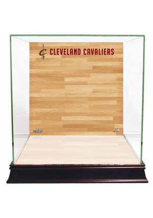 Cleveland Cavaliers Brown 12x12x11 Display Case