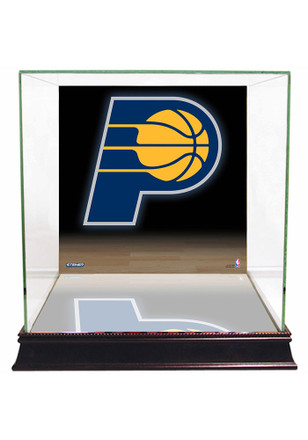 Indiana Pacers Brown 12x12x11 Display Case