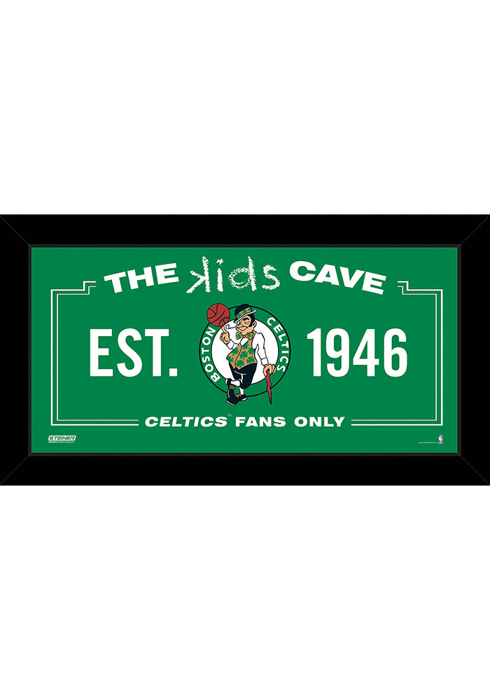 Boston Celtics 10x20 Framed Posters - Image 1