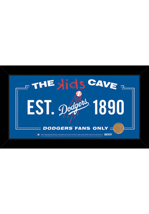 Los Angeles Dodgers 10x20 Framed Posters