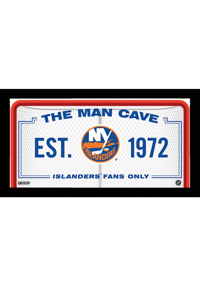 New York Islanders 10x20 Framed Posters - Image 1