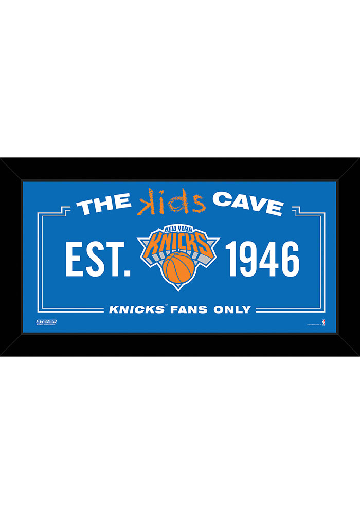 New York Knicks 10x20 Framed Posters - Image 1