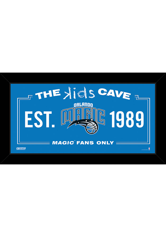 Orlando Magic 10x20 Framed Posters - Image 1