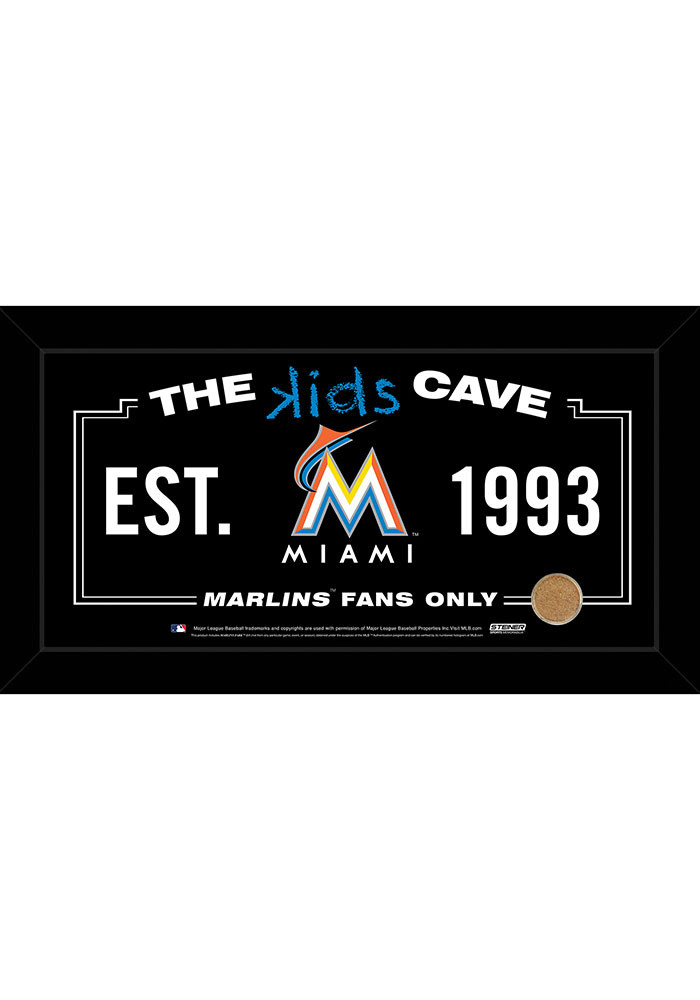 Miami Marlins 10x20 Framed Posters - Image 1