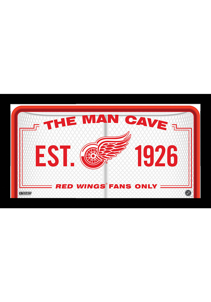 Detroit Red Wings 10x20 Framed Posters - Image 1