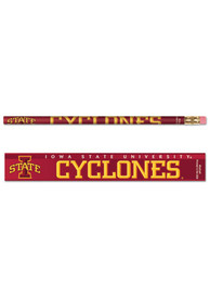 Iowa State Cyclones 6 Pack Pencil